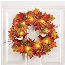 71 best wreaths light up battery images on wreath