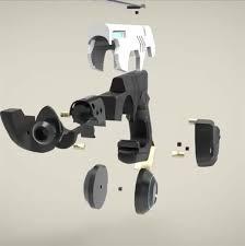 3d designer 3ders org fontana releases 22 3d printed tracer gun