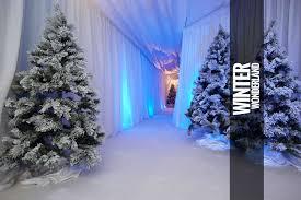 Winter Wonderland Centerpieces Interior Design Creative Winter Wonderland Themed Decorations