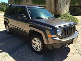 jeep patriot 2016 black rental review 2016 jeep patriot or maybe compass the truth