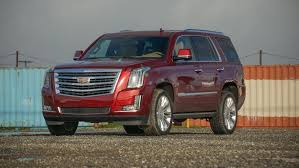 pictures of cadillac escalade 2017 cadillac escalade platinum review roadshow