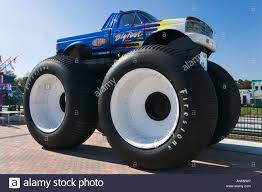the monster truck bigfoot bigfoot truck fun spot usa near old town kissimmee highway 192