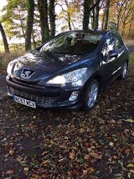 sell peugeot swap or sell 2008 peugeot 308 1 6 diesel sport great condition