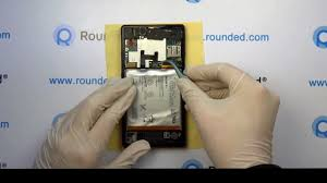 sony xperia z repair disassembly manual youtube