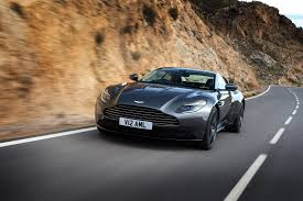 aston martin tells us v8 db11 won u0027t debut at shanghai show