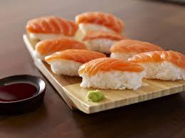 cuisine saumon recette sushis au saumon cuisine asiatique et recette chinoise