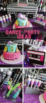 80s party table decorations dance party dance birthday party dance birthday party ideas dance