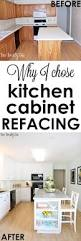 Refacing Cabinets Best 25 Refacing Kitchen Cabinets Ideas On Pinterest Reface