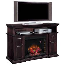 furniture elegant corner electric fireplace entertainment center
