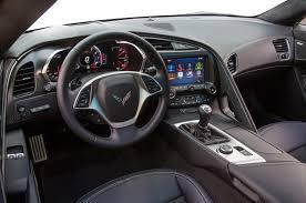 corvette stingray 2014 interior 2014 chevrolet corvette stingray z51 test motor trend