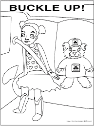 safety signs coloring pages bestofcoloring