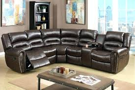 Leather Sectional Sofa Chaise Leather Sectional Sofas With Recliners And Chaise U2013 Stjames Me