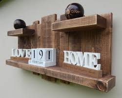 Entry Shelf 32 Best Wood Home Decoration Ideas And Designs For 2017