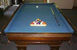 Professional Size Pool Table Cue Sports Wikipedia