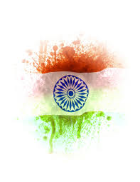 The Indian Flag The Indian Flag Is A Horizontal Tricolor In Equal Proportion Of
