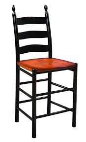 Shaker Dining Room Chairs by Shaker Ladderback Dining Chair Town U0026 Country Furniture