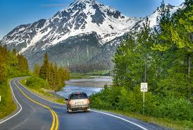 Alaska Road Map by 20 Best Photo Locations In Alaska How Many Can You Capture
