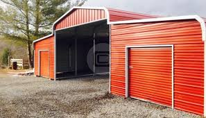 Metal Siding For Barns Metal Barns Vs Wooden Barns Which Is The Best Option For You