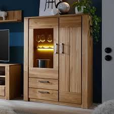 K Hen Und Esszimmer Lampen Highboard Massivholz Kaufen Bei Pharao24 De