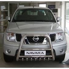 nissan murano nudge bar nina 37 2170 72 nissan navara d40 front high bull bar with grille