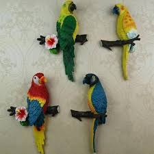 parrot home decor parrot decorations home ations home decor store mestrino thomasnucci