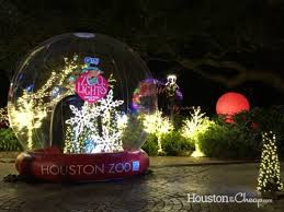 Lights In Houston Family Holiday Events In Houston 2015