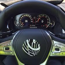 bmw speedometer revealed 2016 bmw 7 series speedometer display and steering wheel
