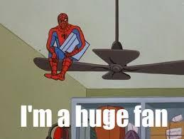Huge Spider Memes Image Memes - image 167452 60 s spider man know your meme