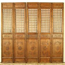 industrial room dividers partitions diy sliding door divider