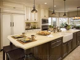 Wholesaler Of China ManMade White Quartz Stone Kitchen Table Top - Stone kitchen table