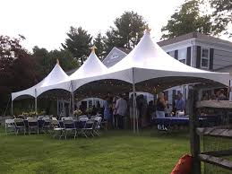 backyard tent rental tent rental photo gallery party pictures from central new jersey