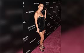 kourtney kardashian prettylittlething launch party photo