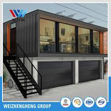 container homes china with 3 bedroom prefab modular home from