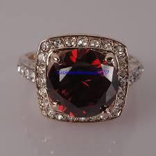 red stones rings images Download stone wedding rings wedding corners jpg