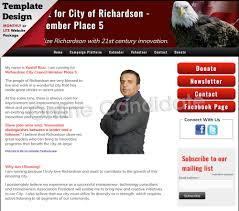 template design websites