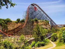 Six Flags Hotel Six Flags Fiesta Texas Theme Park In San Antonio Thousand Wonders