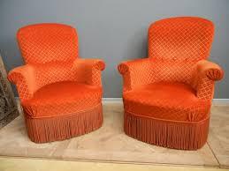 canapé crapaud canapé crapaud et paire de fauteuils