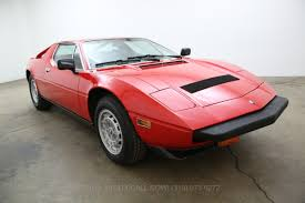 pink maserati 1980 maserati merak ss beverly hills car club