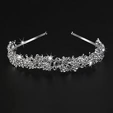 bridal crowns hairband foxnovo bridal crowns headband tiaras