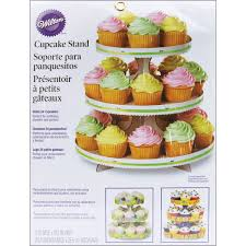 amazon com wilton 3 tier treat stand white cake stands