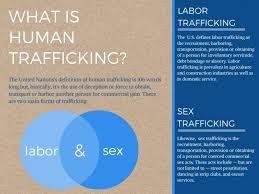 Human Trafficking Estimates by Ohio Collaborative Fights Human Trafficking Through Education