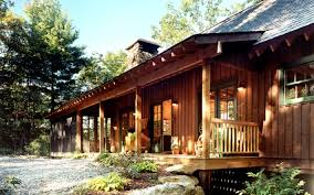 small cabin plans with porch amazing cabin plans with loft and porch home building inexpensive