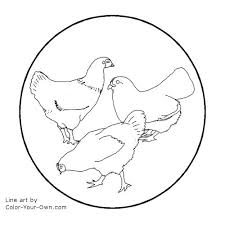 12 days of christmas coloring page 12 days of christmas 3 french hens coloring page