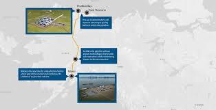 Alaska Pipeline Map by Alaskalng