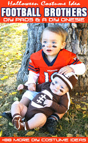 Handmade In Costume - seasonal style football brothers costume 88 more