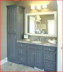 Bathroom Vanities And Linen Cabinet Sets Bathroom Vanity And Linen Cabinet Bathroom Vanity Linen Cabinet