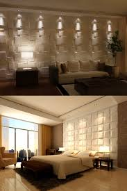 covering paneling green polyethylene building material interior 3d wall covering