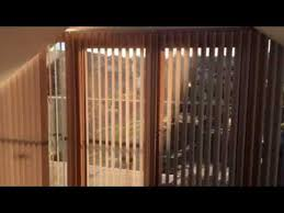 Motorised Vertical Blinds Motorised Vertical Blind Youtube