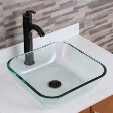 clear glass bathroom sinks why vessel is the best choice in the