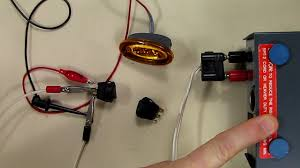 rocker toggle led switch for car and truck with red blue yellow
